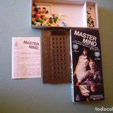 Juegos de mesa: LOTE COMPUESTO POR 3 MASTER MIND GRANDE, MEDIANO Y PEQUEÑO DE VIAJE. Lote 105043603