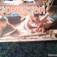 Juegos de mesa: JUEGO CONECTOR 3 . Lote 105093787