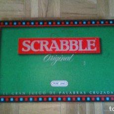 Juegos de mesa: SCRABBLE ORIGINAL -. Lote 105319483