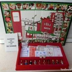 Juegos de mesa: JUEGO EL CHINO INSPIRADO EN EL BARRIO CHINO BARCELONES DE LOS AÑOS 80.. Lote 105336827