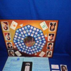 Juegos de mesa: FAMOLIR JUEGOS- OPERACIÓN TRIUNFO - 1ª GENERACION COMPLETO VER FOTOS Y DESCRIPCION! SM. Lote 105374995