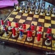 Juegos de mesa: AJEDREZ DE ÉPOCA. Lote 105399927