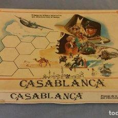 Juegos de mesa: JUEGO CASABLANCA DE FALOMIR JUEGO ESTRATEGIA MILITAR ORIGINAL. Lote 105478267