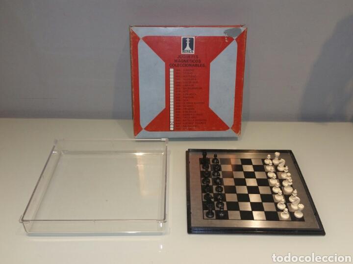 Juegos de mesa: Ajedrez magnético Rima - Foto 2 - 105560982