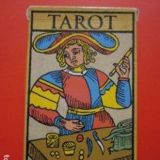 Juegos de mesa: BARAJA TAROT MARSELLA CON SU CAJA 21 CARTAS. Lote 105580979
