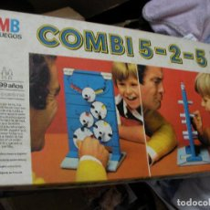 Juegos de mesa: ANTIGUO JUEGO COMBI 5-2-5. Lote 182325258