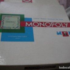 Juegos de mesa: ANTIGUO JUEGO MONOPOLY ALEMAN . Lote 105738315