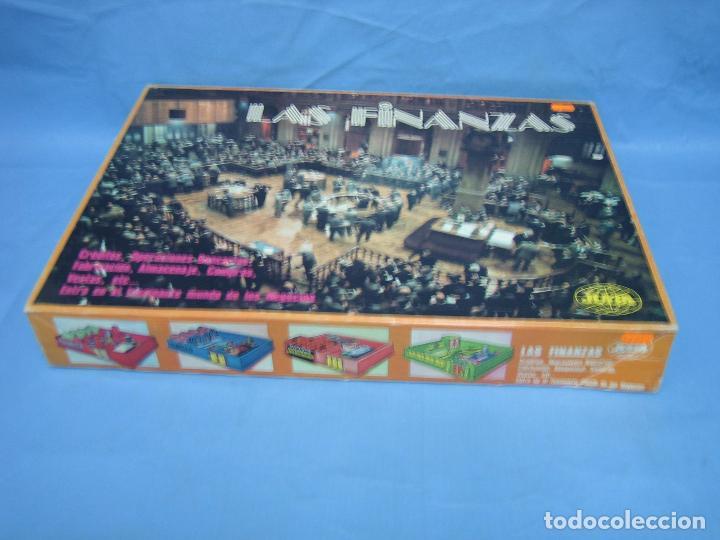 I Juego De Mesa Las Finanzas De Joypa Anos 80 Comprar Juegos De
