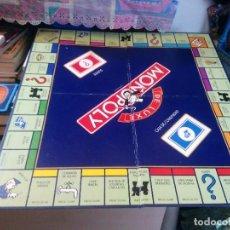 Juegos de mesa: MONOPOLY DE LUXE DE PARKER. Lote 105835431