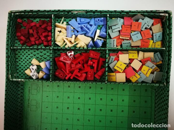 Juegos de mesa: COMBATE NAVAL,CEFA.JUEGO DE MESA AÑOS 50 - Foto 3 - 106005979