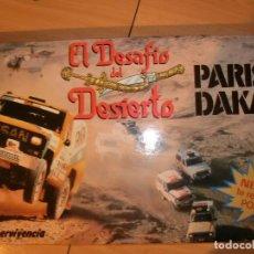 Juegos de mesa: EL DESAFIO DEL DESIERTO. Lote 106054071