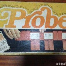 Juegos de mesa: PROBE JUEGO DE MESA O TABLERO BOARDGAME KREATEN. Lote 106097539