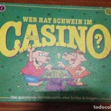 Juegos de mesa - CASINO wer hat schwein im juego de mesa o tablero kreaten - 106097767