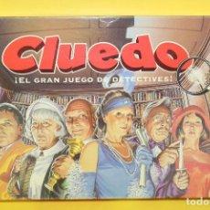 Juegos de mesa: JUEGO DE MESA - CLUEDO DE HASBRO AÑO 96 - COMPLETO. Lote 106665955