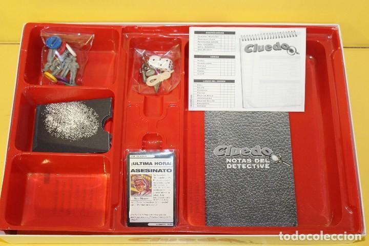Juegos de mesa: JUEGO DE MESA - CLUEDO DE HASBRO AÑO 96 - COMPLETO - Foto 3 - 106665955