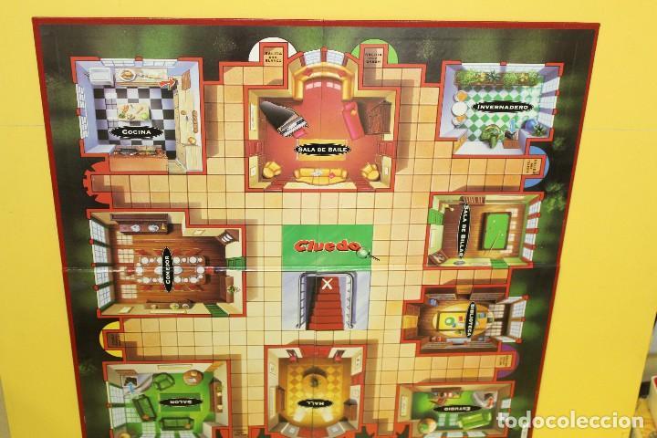 Juegos de mesa: JUEGO DE MESA - CLUEDO DE HASBRO AÑO 96 - COMPLETO - Foto 4 - 106665955