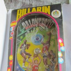 Juegos de mesa: JUEGO BILLARIN BALONCESTO, EN CAJA. CC. Lote 106679347