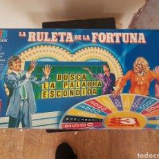 Jeux de table: LA RULETA DE LA SUERTE. Lote 106688692