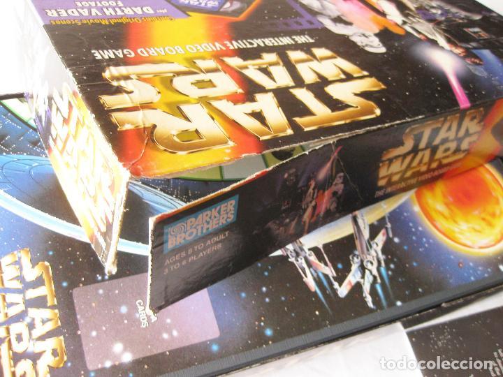 Juegos de mesa: JUEGO INTERACTIVO DE STAR WARS - LA GUERRA DE LAS GALAXIAS - PARKER - Foto 2 - 106732655