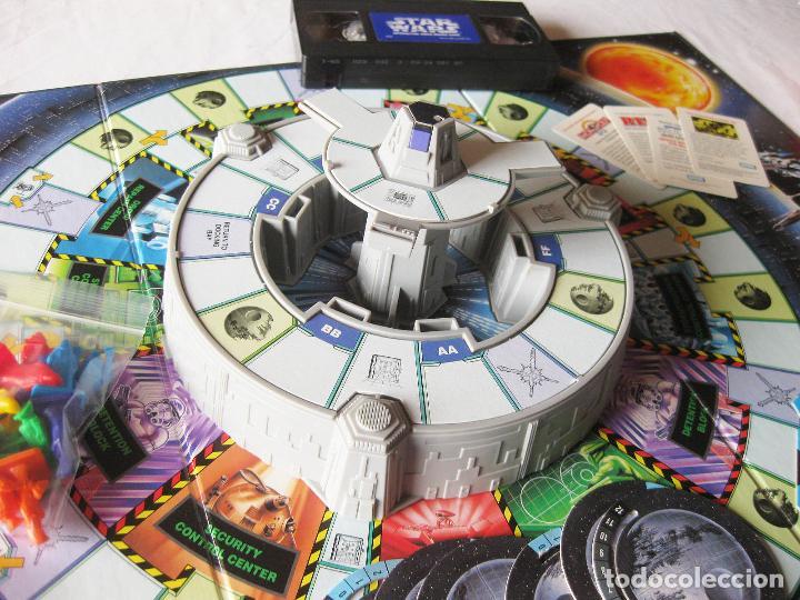 Juegos de mesa: JUEGO INTERACTIVO DE STAR WARS - LA GUERRA DE LAS GALAXIAS - PARKER - Foto 4 - 106732655