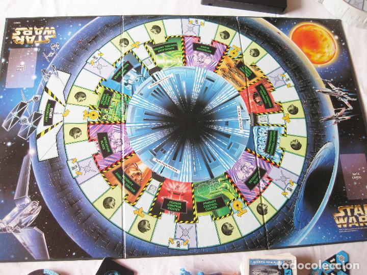 Juegos de mesa: JUEGO INTERACTIVO DE STAR WARS - LA GUERRA DE LAS GALAXIAS - PARKER - Foto 5 - 106732655