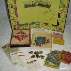 Juegos de mesa: ANTIGUO MONOPOLY INGLES. JOHN WADDINGTON LTD (COMPLETO + EXTRAS) - AÑO 1939. Lote 106801479