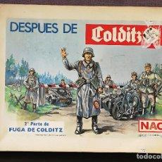Juegos de mesa: CAJA VACIA DESPUÉS DE COLDITZ NAC. Lote 107005771