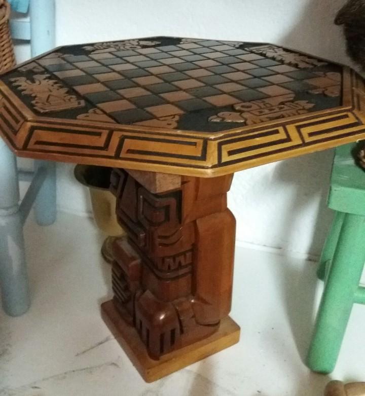 Juegos de mesa: MESA AJEDREZ - Foto 2 - 63549504