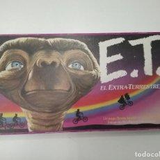Juegos de mesa: E.T. EL EXTRA-TERRESTRE - BORRÁS - 1982. Lote 107307379
