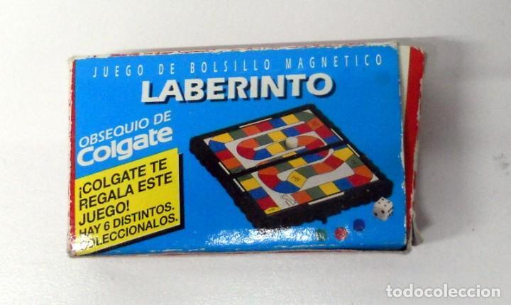 Juego De Bolsillo Antiguo Vintage Laberinto Comprar Juegos De