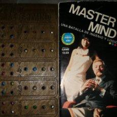 Juegos de mesa: JUEGO MINI MASTER MIND,NO JUGADO. Lote 107496315
