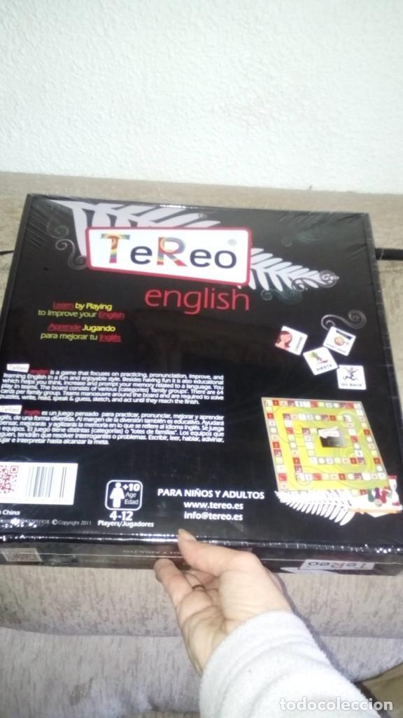 Juego De Mesa Para Aprender Y Mejorar El Ingles Comprar Juegos De