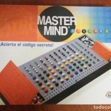 Juegos de mesa: CAJA + TABLERO MASTER MIND CAIRO. Lote 107623471