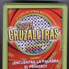 Juegos de mesa: ** SOPA CRUZALETRAS ** ENCUENTRA LA PALABRA EL PRIMERO! ED. TOUR. Lote 107778851