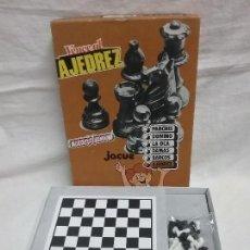 Juegos de mesa - JUEGO DE MESA AJEDREZ JACUE - 107875763