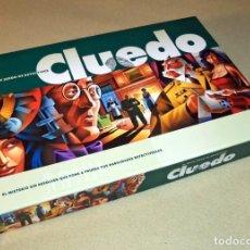 Juegos de mesa: CLUEDO EL GRAN JUEGO DE DETECTIVES - PARKER / HASBRO 2003. Lote 107884067