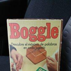 Juegos de mesa: JUEGO BOGGLE BORRAS. Lote 108237123