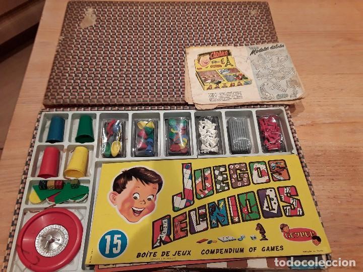 Antiguo Juegos Reunidos Geyper Comprar Juegos De Mesa Antiguos En