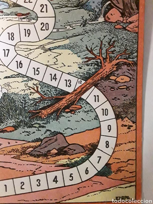 Juegos de mesa: TABLERO CARTON JUEGO KARPA - Foto 2 - 108334072