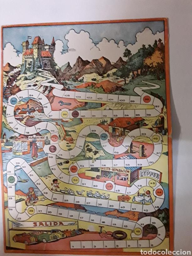 TABLERO CARTON JUEGO KARPA (Juguetes - Juegos - Juegos de Mesa)