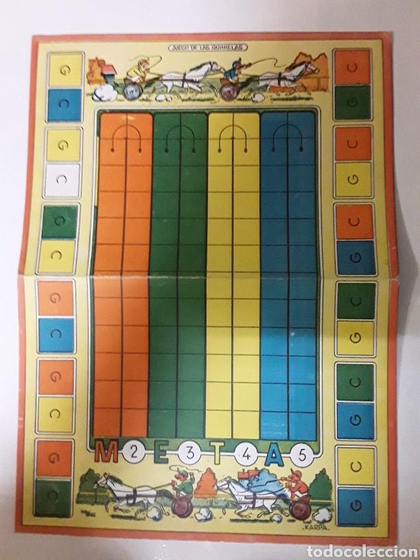 TABLERO EN CARTON JUEGO LAS QUINIELAS KARPA (Juguetes - Juegos - Juegos de Mesa)