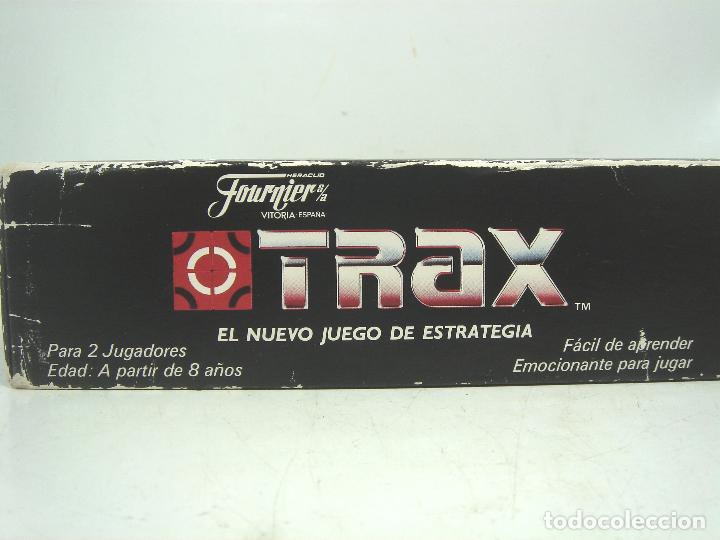 Juegos de mesa: JUEGO DE MESA - TRAX FOURNIER S.A - JUEGO ESTRATEGIA 1987 --- FICHAS ¡¡COMPLETO¡¡ - Foto 8 - 108432035