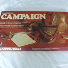Juegos de mesa: CAMPAIGN DE LA CASA DE JUEGOS BRITÁNICA WADDINGTONS DEL AÑO 1976. Lote 108597311