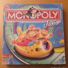 Juegos de mesa: MONOPOLY JUNIOR PARKER 1999. Lote 108597807