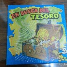 Juegos de mesa: JUEGO DE MESA EN BUSCA DEL TESORO . Lote 108706123