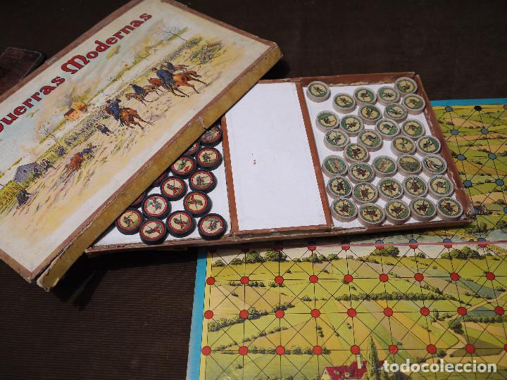 Juego Las Guerras Modernas Comprar Juegos De Mesa Antiguos En