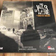 Juegos de mesa: JUEGO DE MESA - THIS WAR OF MINE - EDGE - PRECINTADO. Lote 108989519