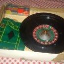 Juegos de mesa: ROULETTE PICK-UP-STICKS & TIDDLYWINKS,AÑOS 80.. Lote 109065067