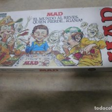 Juegos de mesa: JUEGO MAD BORRAS. Lote 109065823
