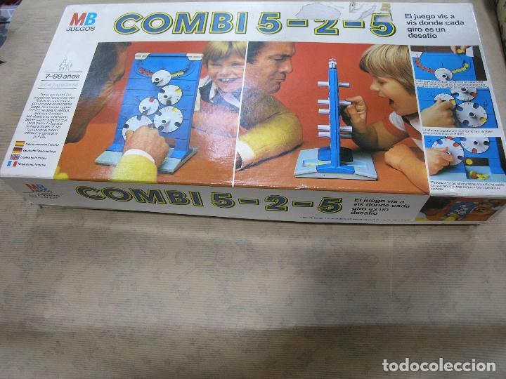 JUEGO COMBI 5 2 5 MB (Juguetes - Juegos - Juegos de Mesa)